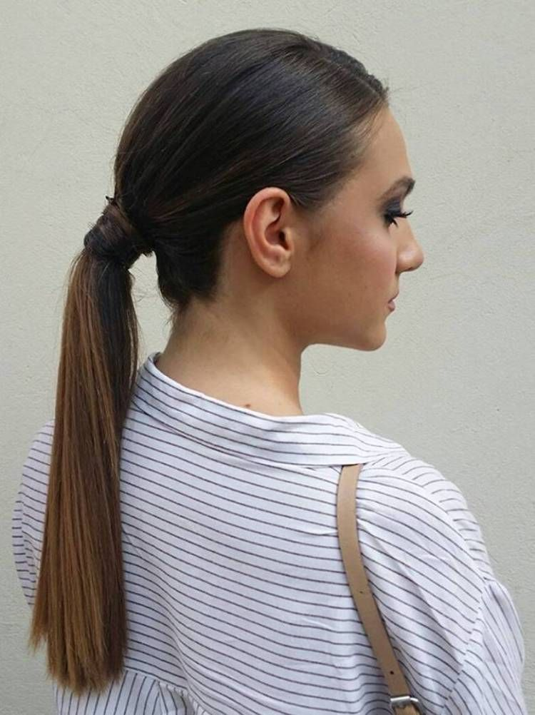 3 Long Sleek Ponytail 20 Best Job Interview Appropriate Hairstyles Jobinterview Hairst Interview Hairstyles Job Interview Hairstyles Business Hairstyles