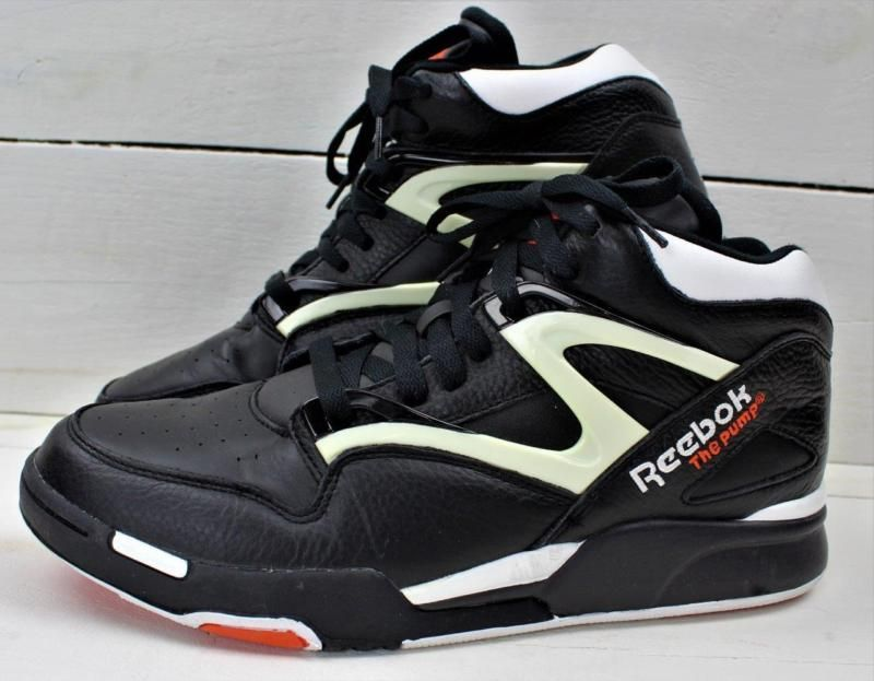 99abacd9 Reebok The Pump Omni Lite Dee Brown Black Slam Dunk Contest Sneakers Size 13