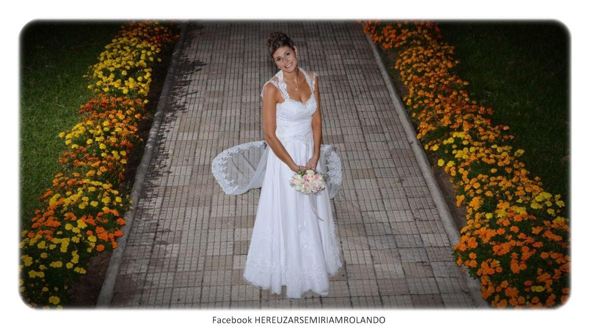 Vestido de novia. https://www.facebook.com/miriamrolandoaltacostura