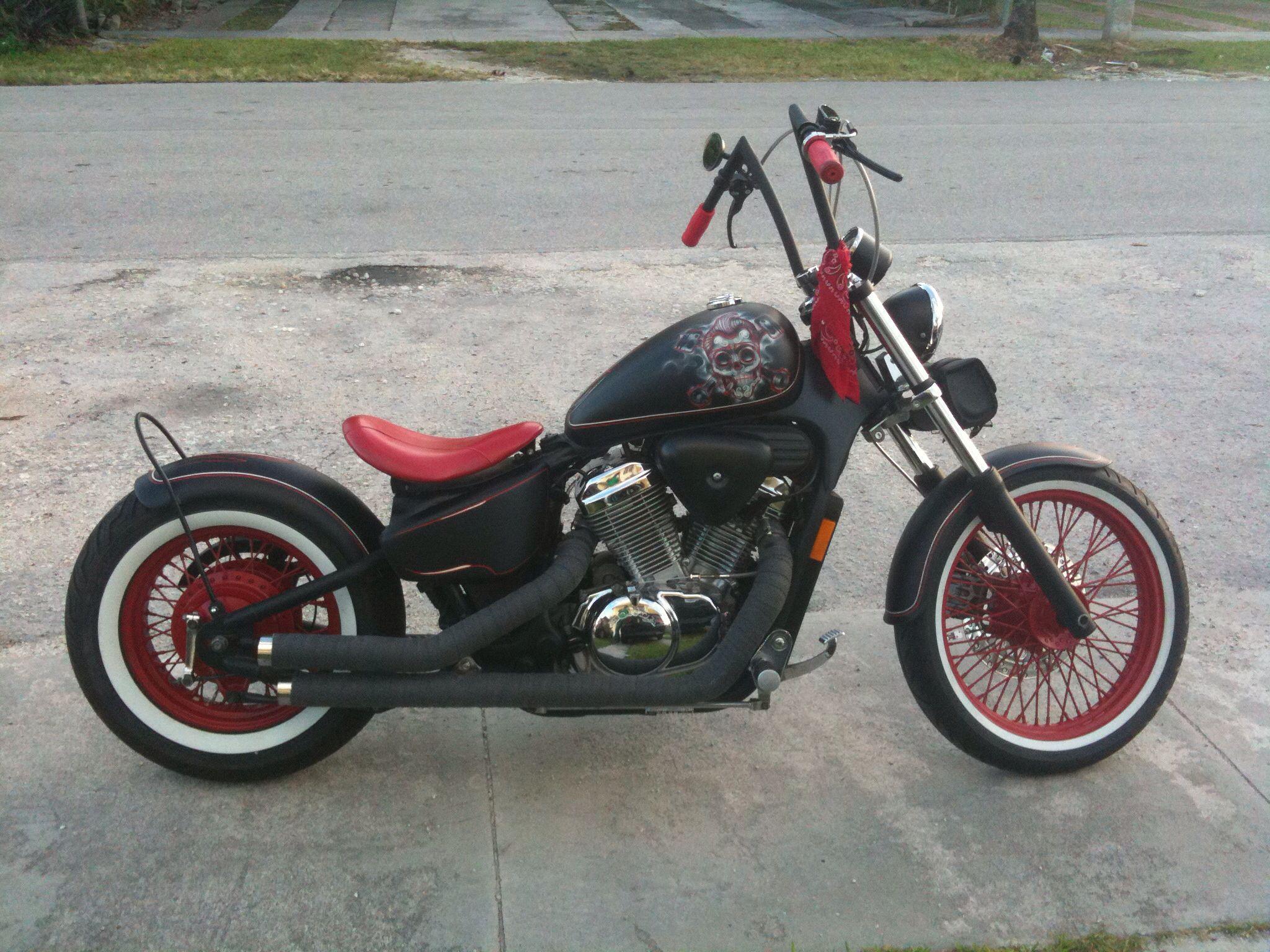 Pin by Joe on bikes | Pinterest | Bobbers, Honda and Bobber motorcycle