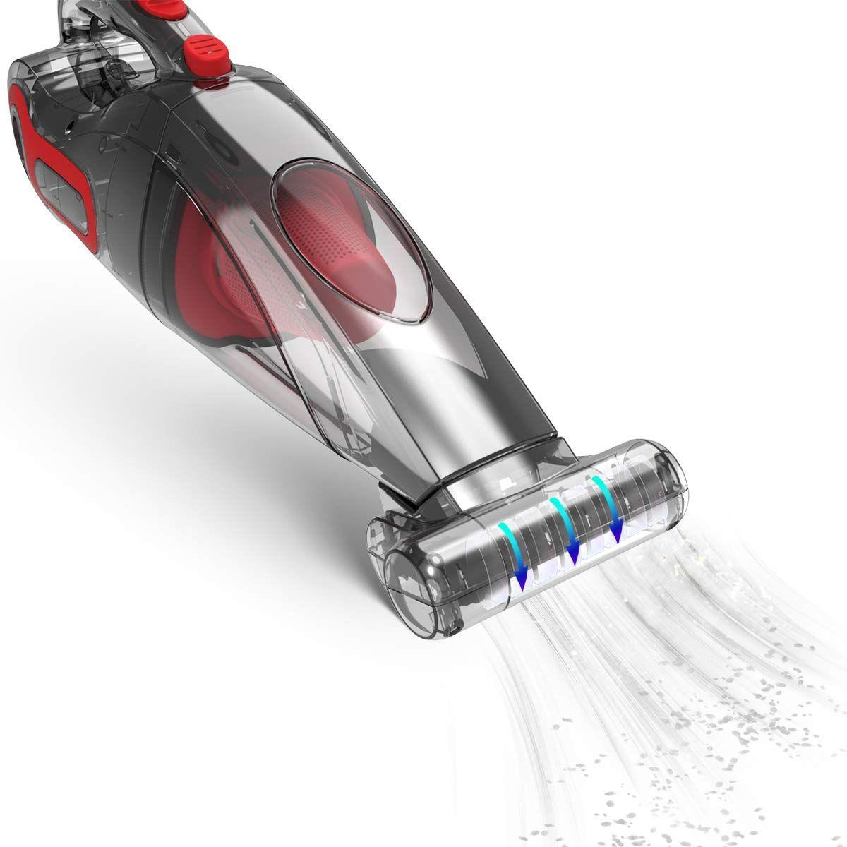 Dibea handheld cordless vacuum cleaner bx350 review