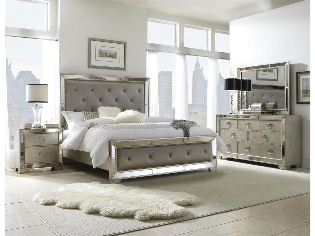 Superior Pulaski Furniture Bedroom Farrah 6/6 6/0 Headboard 395180   Blockers  Furniture
