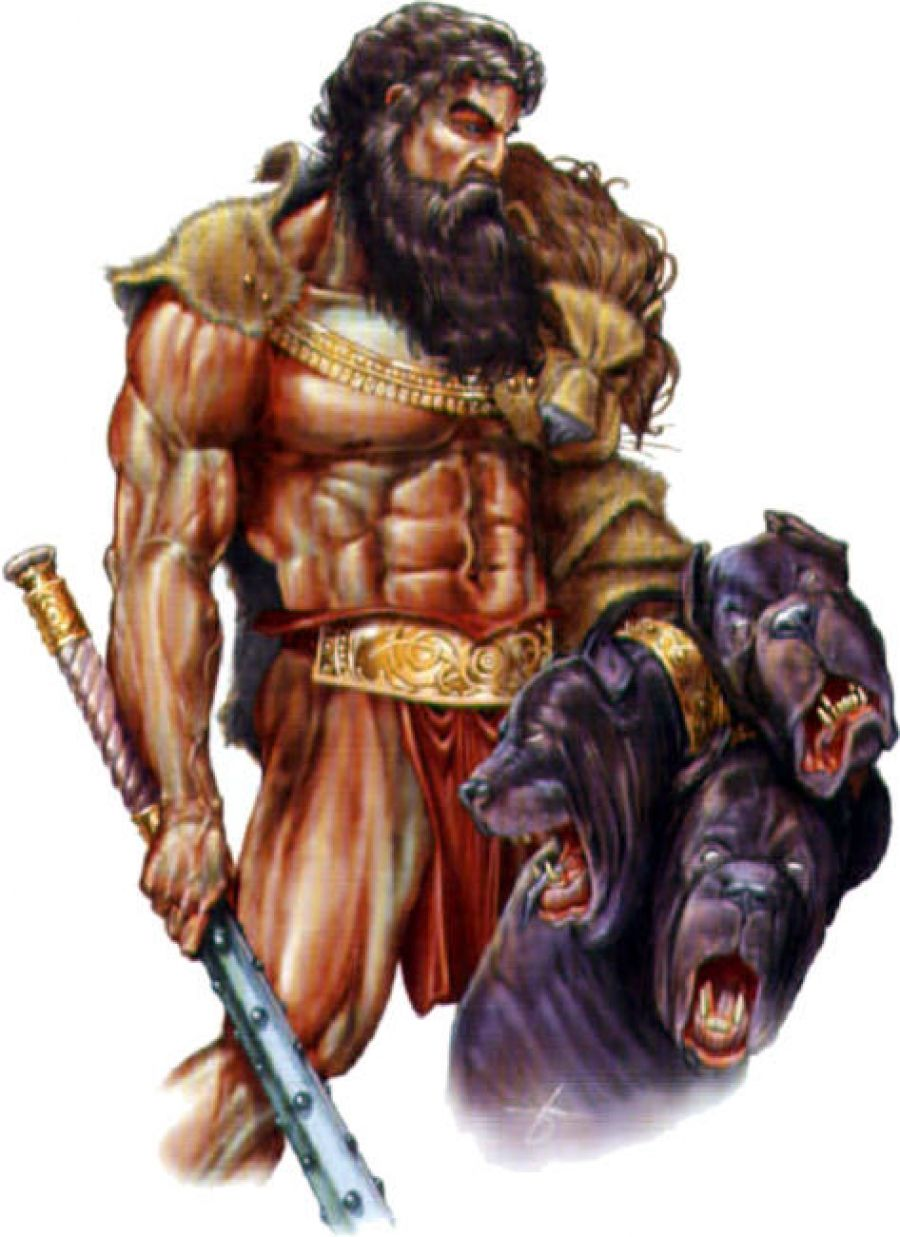 Hercule Mythologie Grecque Greek Gods Hercules Hades