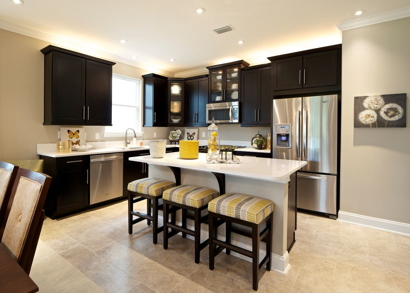 here at mattamy we try our best to cater to every style of kitchen - Mattamy Homes Design Center