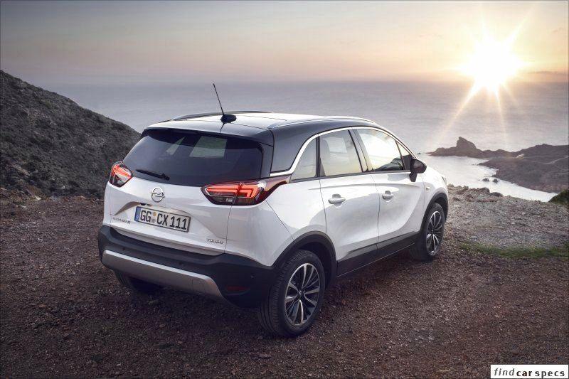 Opel Crosslandx Crossland X 1 2 Turbo 110 Hp Petrol Gasoline 2018 Crossland X 1 2 Turbo 110 Hp Petrol Gasoline 2018 Opel Suv Car