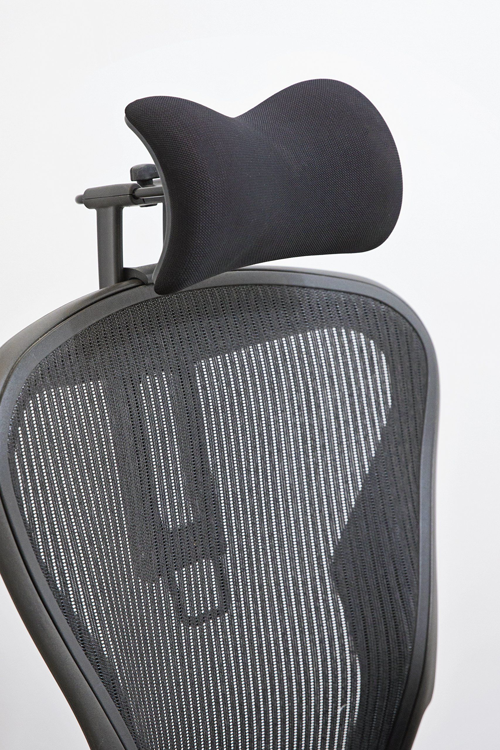 Atlas Headrest Designed For The Herman Miller Aeron Chair Click On The Image For Additional Details This Is An Affiliate Link Cool Chairs Chair Headrest