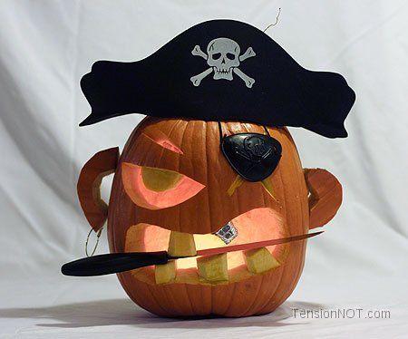Kuerbis Schnitzen Pirat.Pirate Pictures And Photos By Tensionnot Com Halloween Pumpkin Jack O Lantern Halloween Pumpkins Carvings Pirate Pumpkin