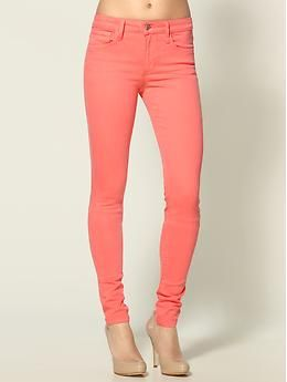 I'm on the hunt for the perfect coral pants that don't cost an arm & a leg!