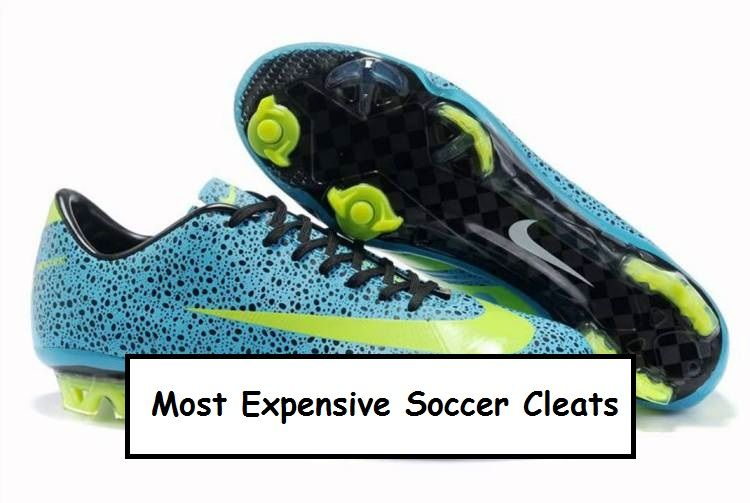 Do you know which are most expensive soccer cleats? Than you should take a  look here where I will tell you which and discuss why!