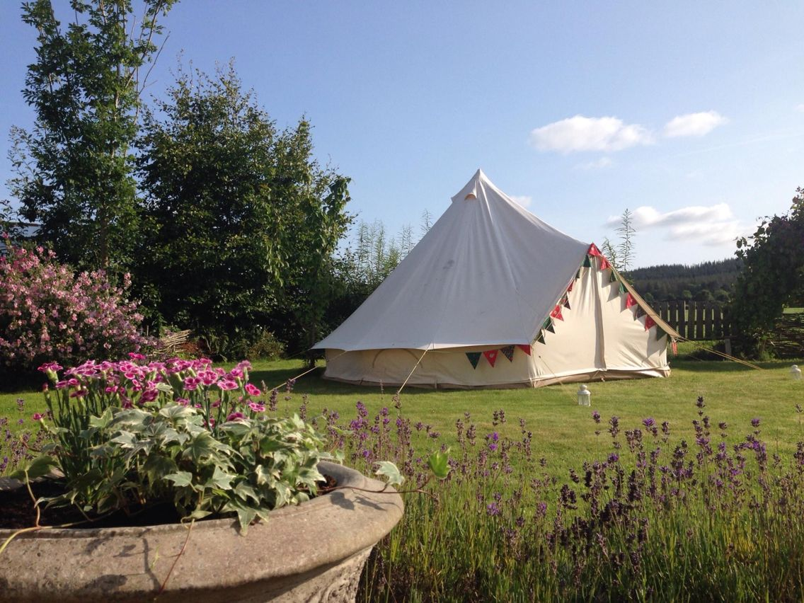 Laois Ireland. Beautiful bell tents & Glamping Under the Starsu0027 in Co. Laois Ireland. Beautiful bell ...