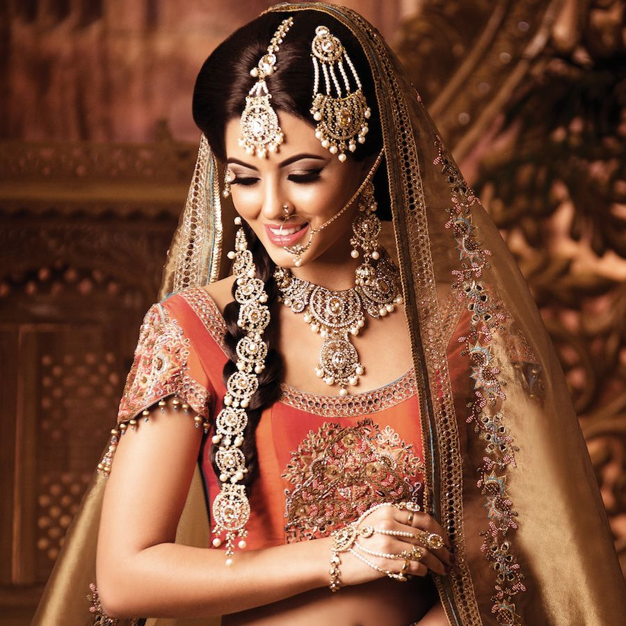 Traditional Indian Wedding Nose Rings Honor The Dess Parvati