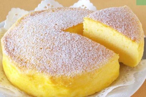 cheesecake tri sastojka