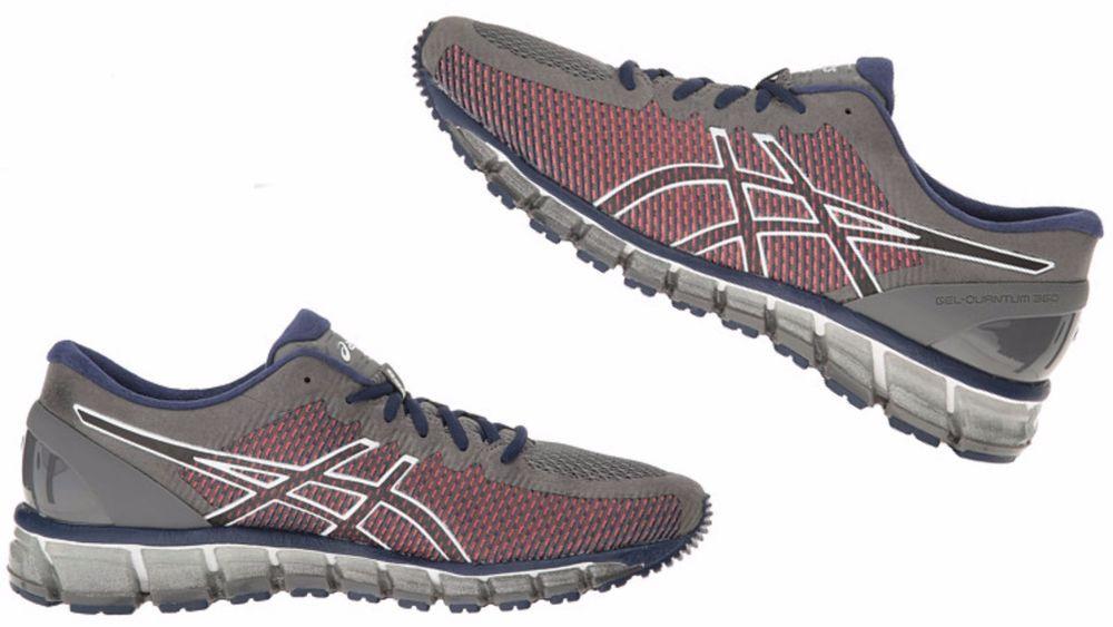 ASICS Men's T6G1N9701 GEL Quantum 360 Chameleon Mesh Mens Running scarpa Carbon