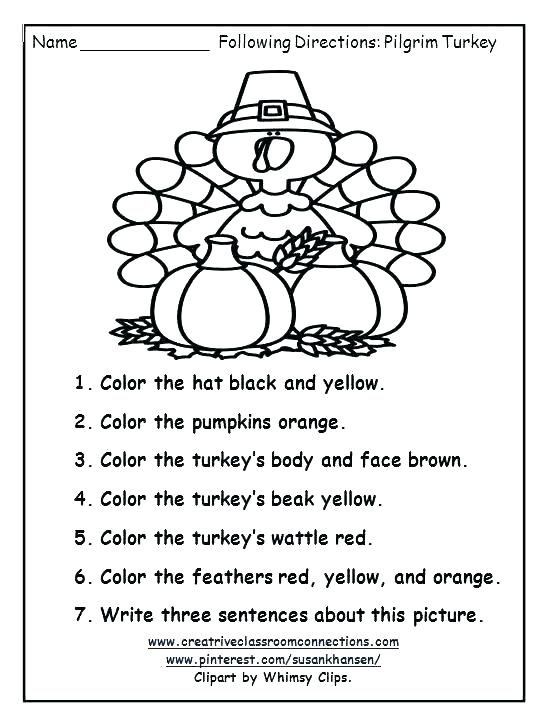 Kindergarten Science Worksheets Pdf Thanksgiving Worksheets Thanksgiving Math Worksheets Thanksgiving Preschool