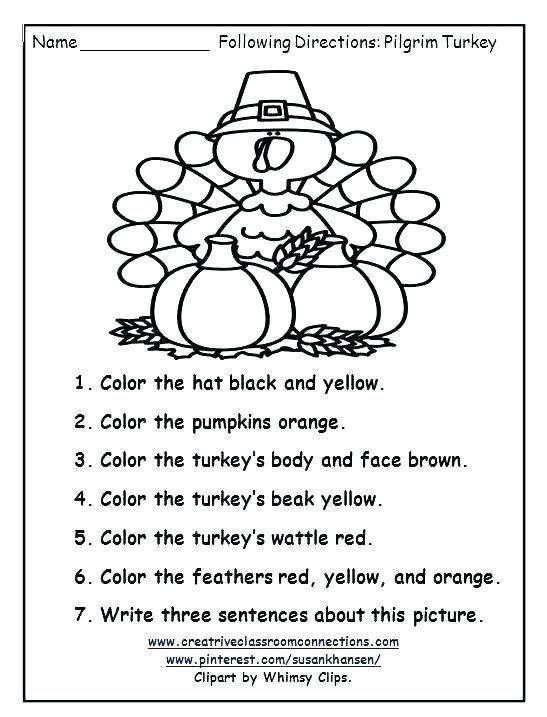 Kindergarten Science Worksheets Pdf Thanksgiving Worksheets Thanksgiving Math Worksheets Thanksgiving Preschool