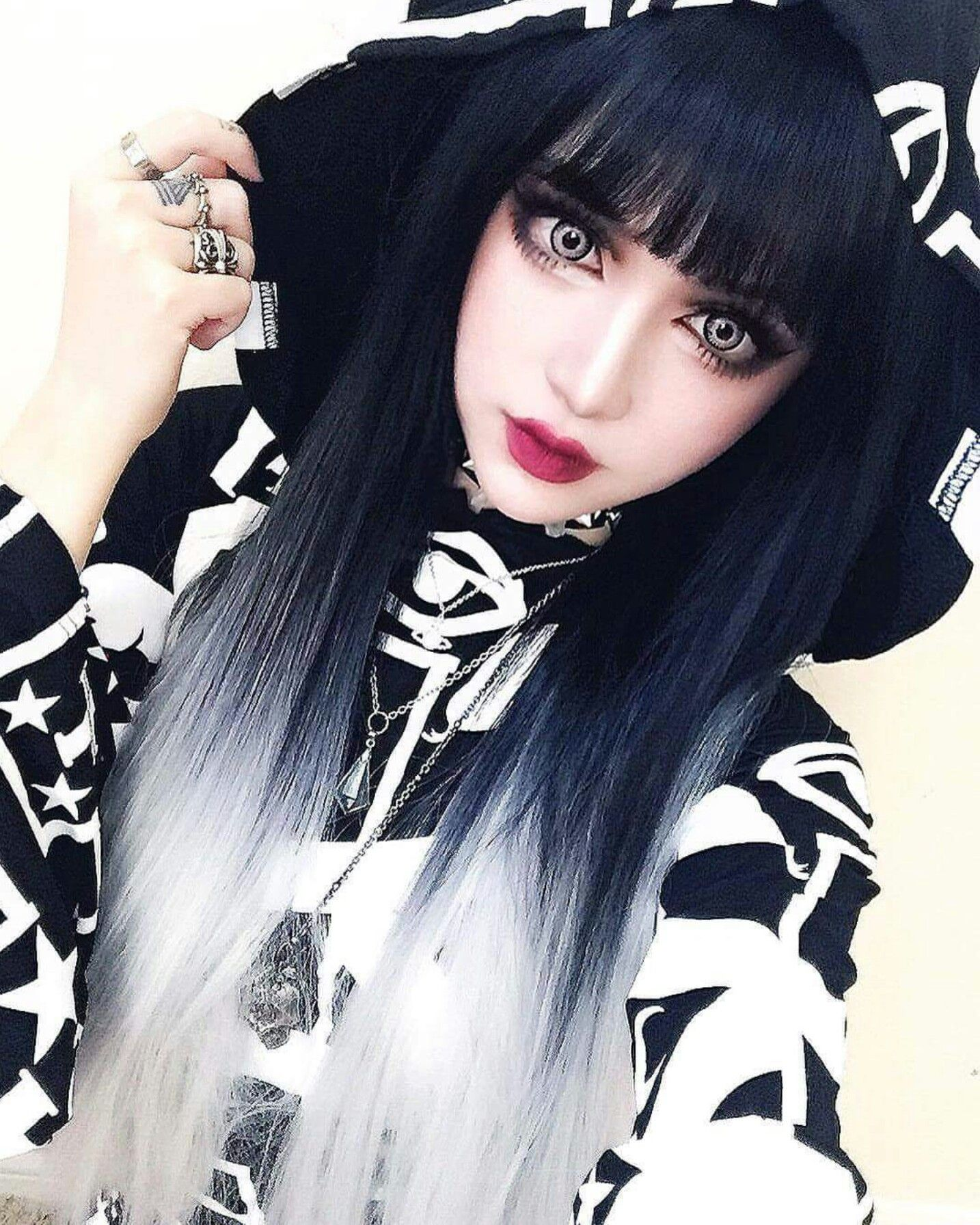 Kina shen gothpunk pinterest gothic cosplay and emo