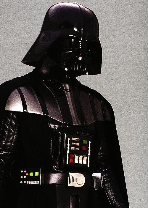 Darth Vader Revenge Of The Sith Taken From Dressing A Galaxy The Costumes Of Star Wars Darth Vader Star Wars Favorite Movies