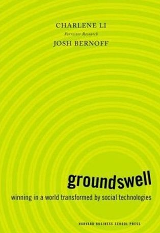 List of the Best Marketing Books Ever - Groundswell by Charlene Li