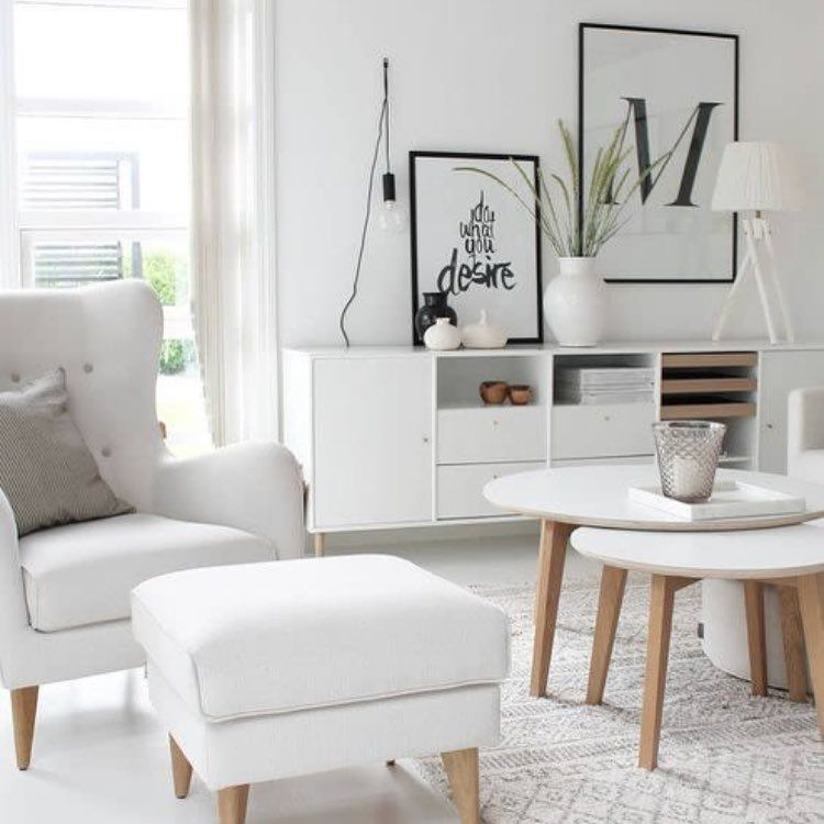 Uncluttered Small Living Room Ideas: I Love This Crisp Clean Loungeroom, You Can Never Go Past