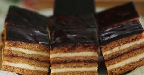 Ez egy remek sütemény és torta egyszemélyben! Naaaagyon finom és mindenki ámult, morzsa sem maradt. Nagyon tetszik nekem is! :-) Hozzávalók a tésztához: 50 dkg…
