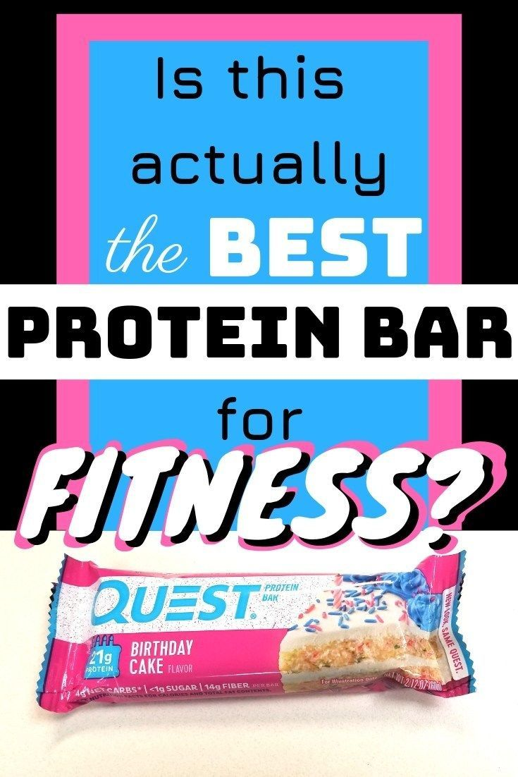 See how the Quest Bar stands up against the competition in this list of the best protein snacks. #fi...