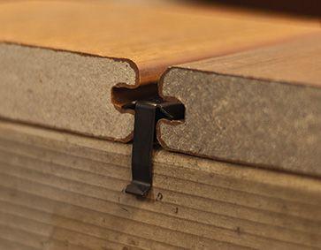 Hidden Deck Fasteners Decking Fastening System Hidden Deck Fasteners Deck Design Deck