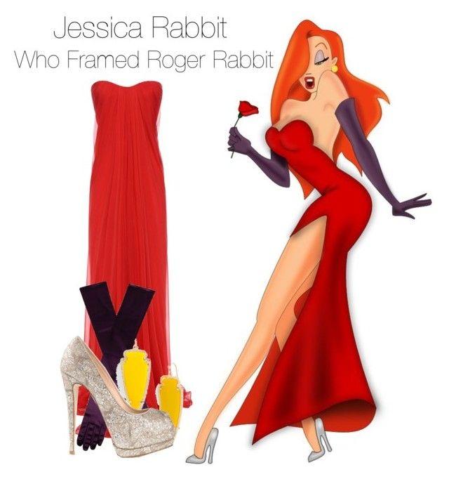 Jessica Rabbit- Who Framed Roger Rabbit | I like it | Pinterest ...