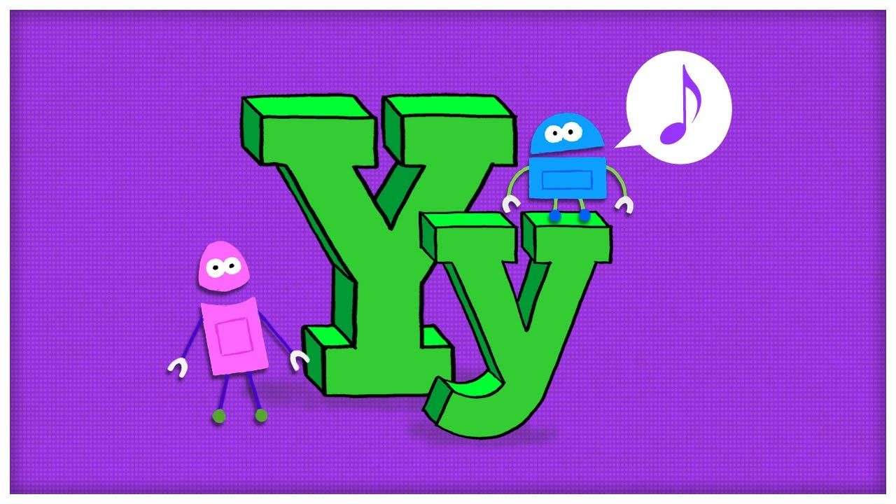 ABC Song - Letter Y - Try Y by StoryBots, via YouTube. | alphabet ...