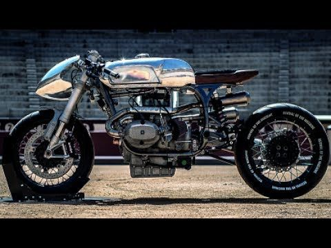 Bmw R100rs Silver Bullet By Xtr Pepo Autozone Pinterest