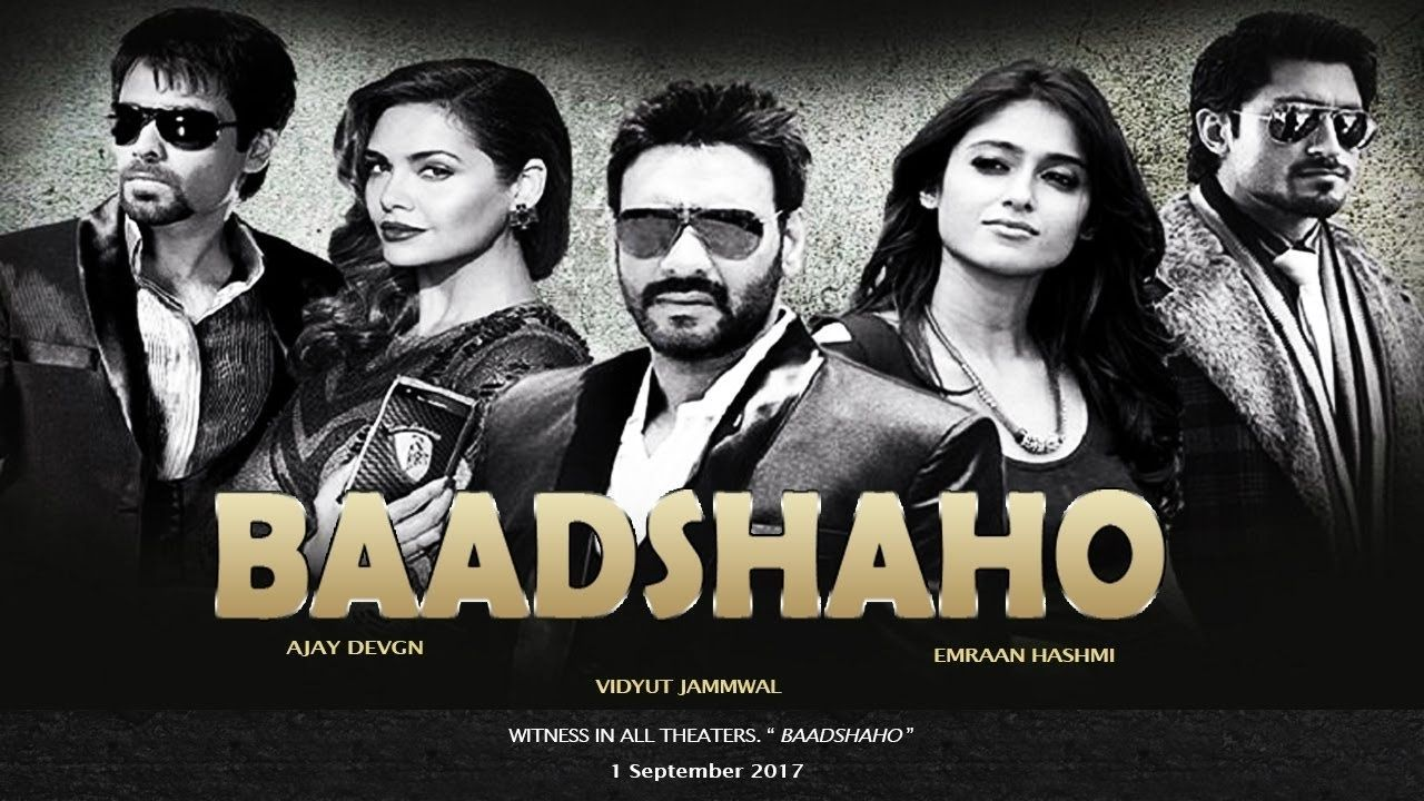 download baadshaho 2017 torrent movie full hd 720p free from hindi