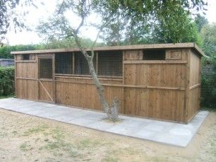 Double Goat House D For Sale By Smiths Sectional Buildings