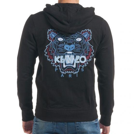9ca15c5f Kenzo Men's Sweatshirt Black Tiger Size: L #KENZO #Sweatshirt ...
