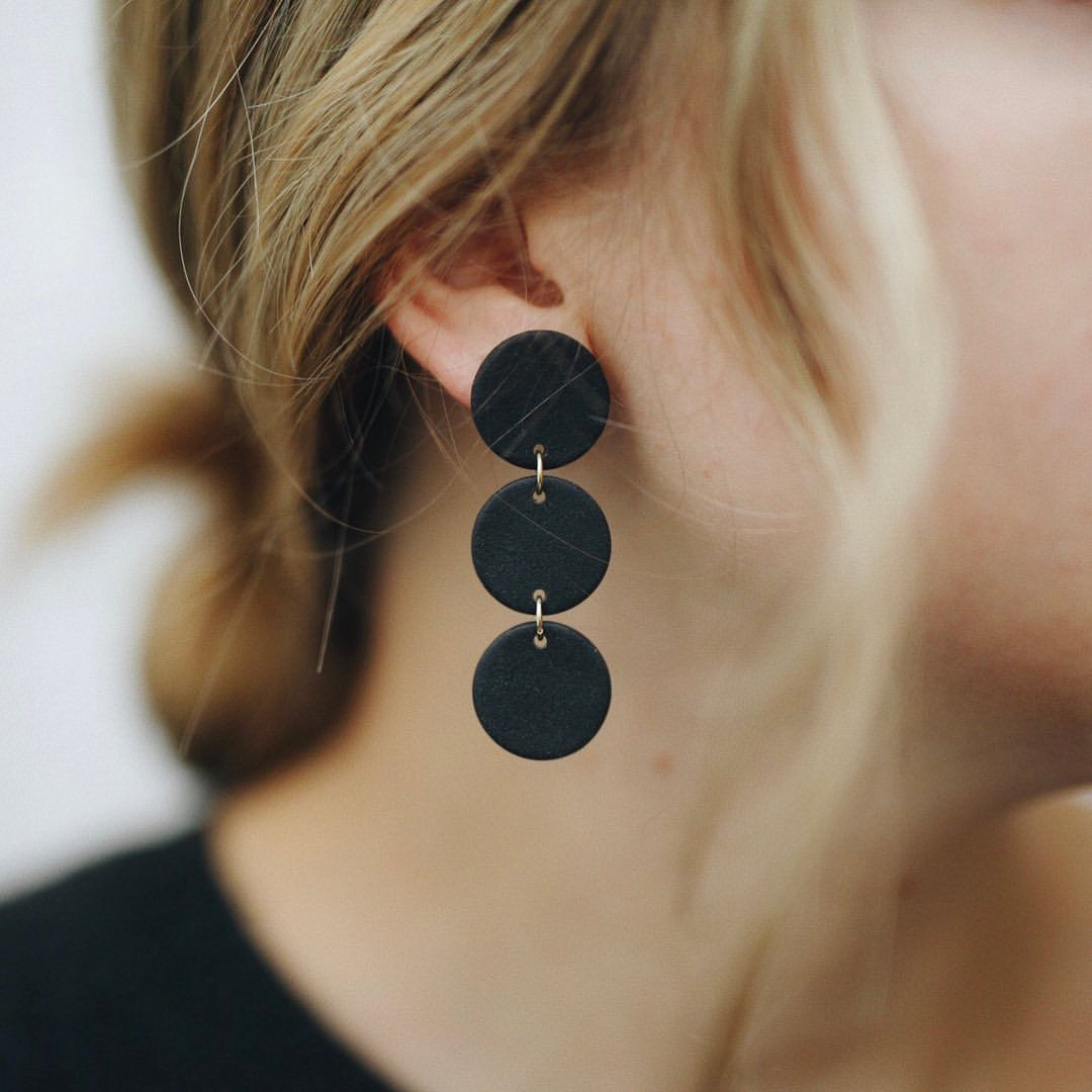 Amanda Lind pinamanda lind on my style | diy earrings, leather