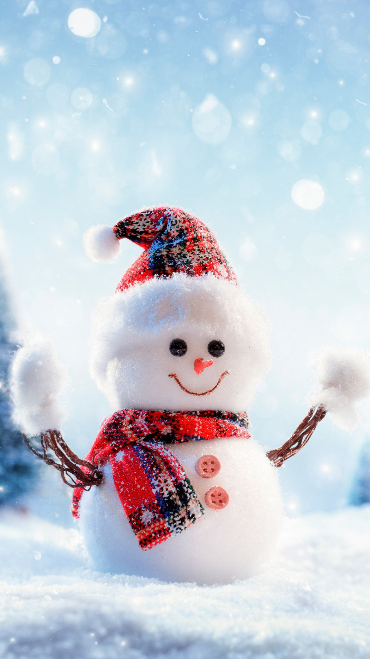 Snowman 8K, HD Photography Wallpapers Photos and Pictures