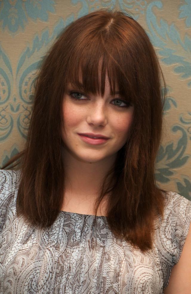 Skincare Advice Emma Stone Hair Emma Stone Haircut Hair Styles