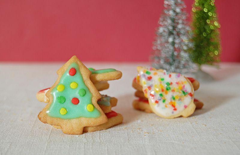 sugar cookies - eat, knit  diy Food Pinterest Easy sugar