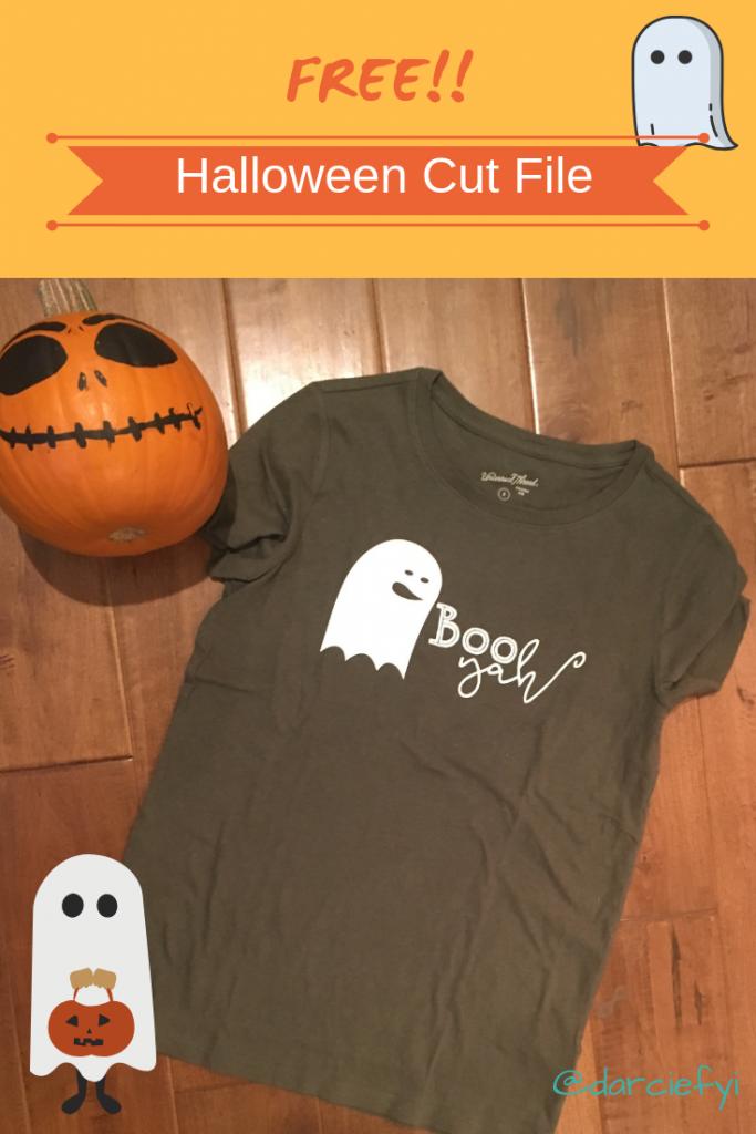 a676f8ed Free Halloween Ghost Cut File | Cricut Designs | Cutting files ...