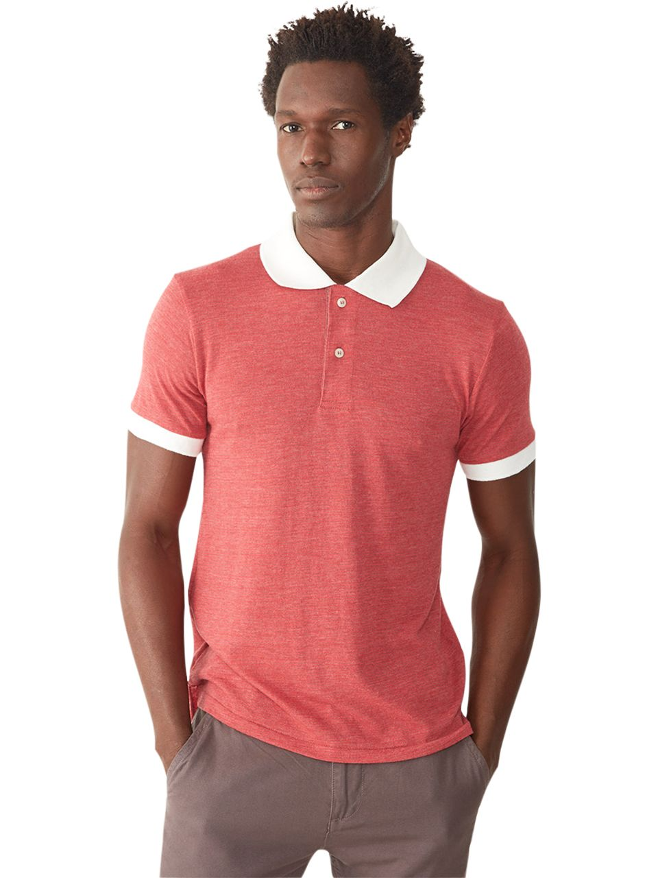 adidas 3 Stripes Club Polo Shirt Men collegiate navy at