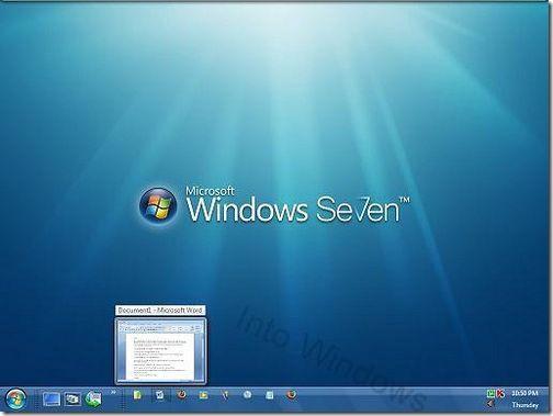Windows 7 Tweaks And Tips How To Customize Taskbar Buttons Windows Seven Windows Tips