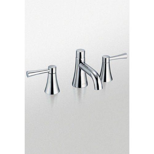 TOTO TL794DDL-PN Nexus 1.5 Gpm Widespread Lavatory Faucet, Polished Nickel Toto http://www.amazon.com/dp/B002CQC68Y/ref=cm_sw_r_pi_dp_YIwNwb1SPV2AF