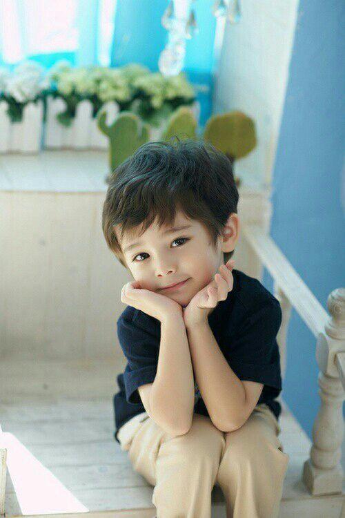 Baby Boy Haircuts, Cute Asian Babies