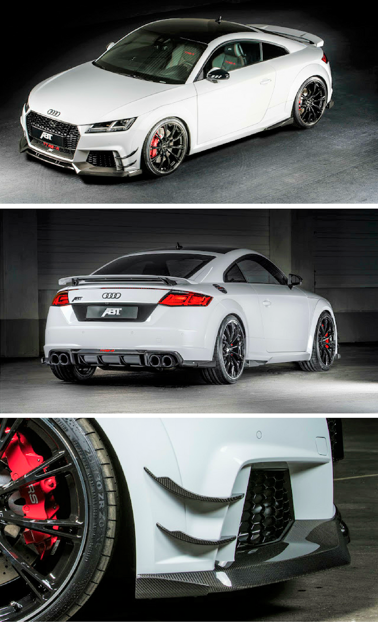 Audi audi rs tt : ABT Reveal Their Bonkers Special Edition Audi TT RS-R | Cars, Audi ...