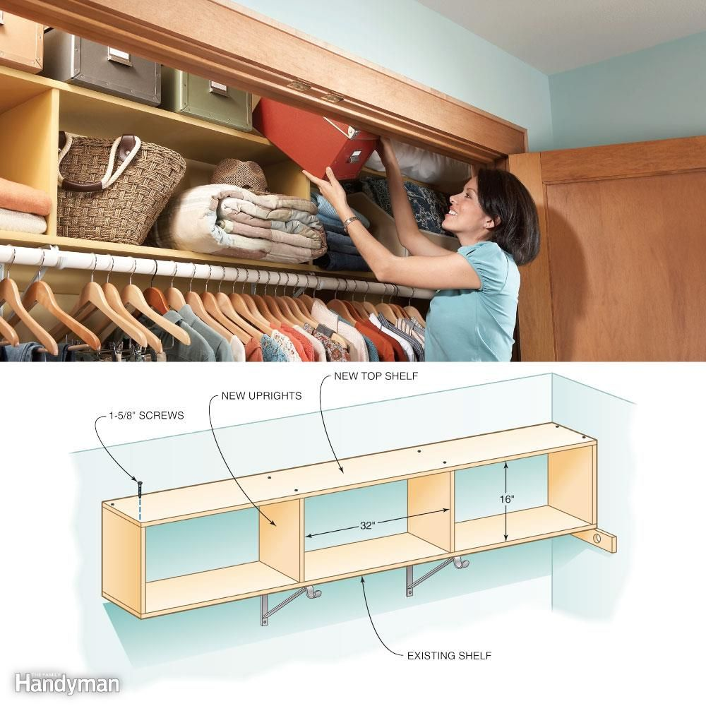 Cheap Easy To Build Storage Shelves: Easy Woodworking Projects For Beginners