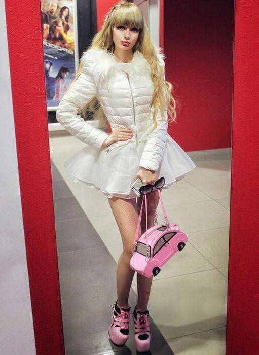British tgirl barbie doll