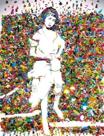 Vik Muniz Art Rena Bransten Gallery Vik Muniz Art Detail Com