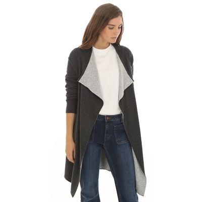 36€ Pimkie.es : Un auténtico flechazo: la chaqueta larga femenina y cómoda. ¡Ni te lo pienses!