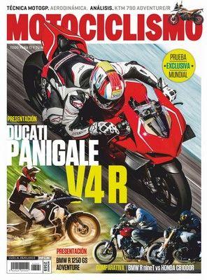 Motociclismo España - 15 Enero 2019 Descargar [Revista ...