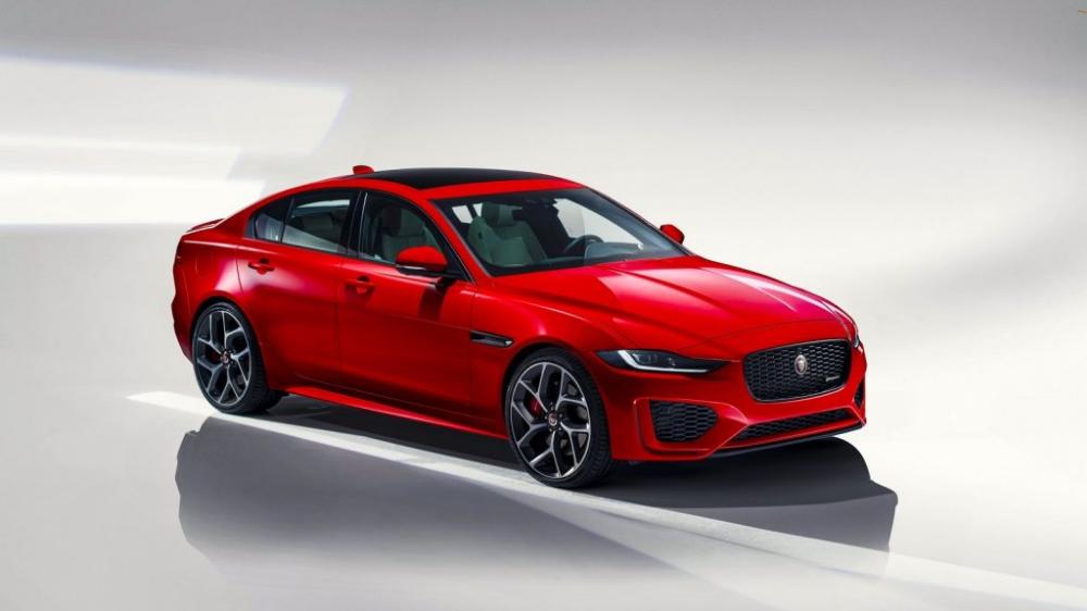 The New 2020 Jaguar Xf Sedan New Design More Power The Cars
