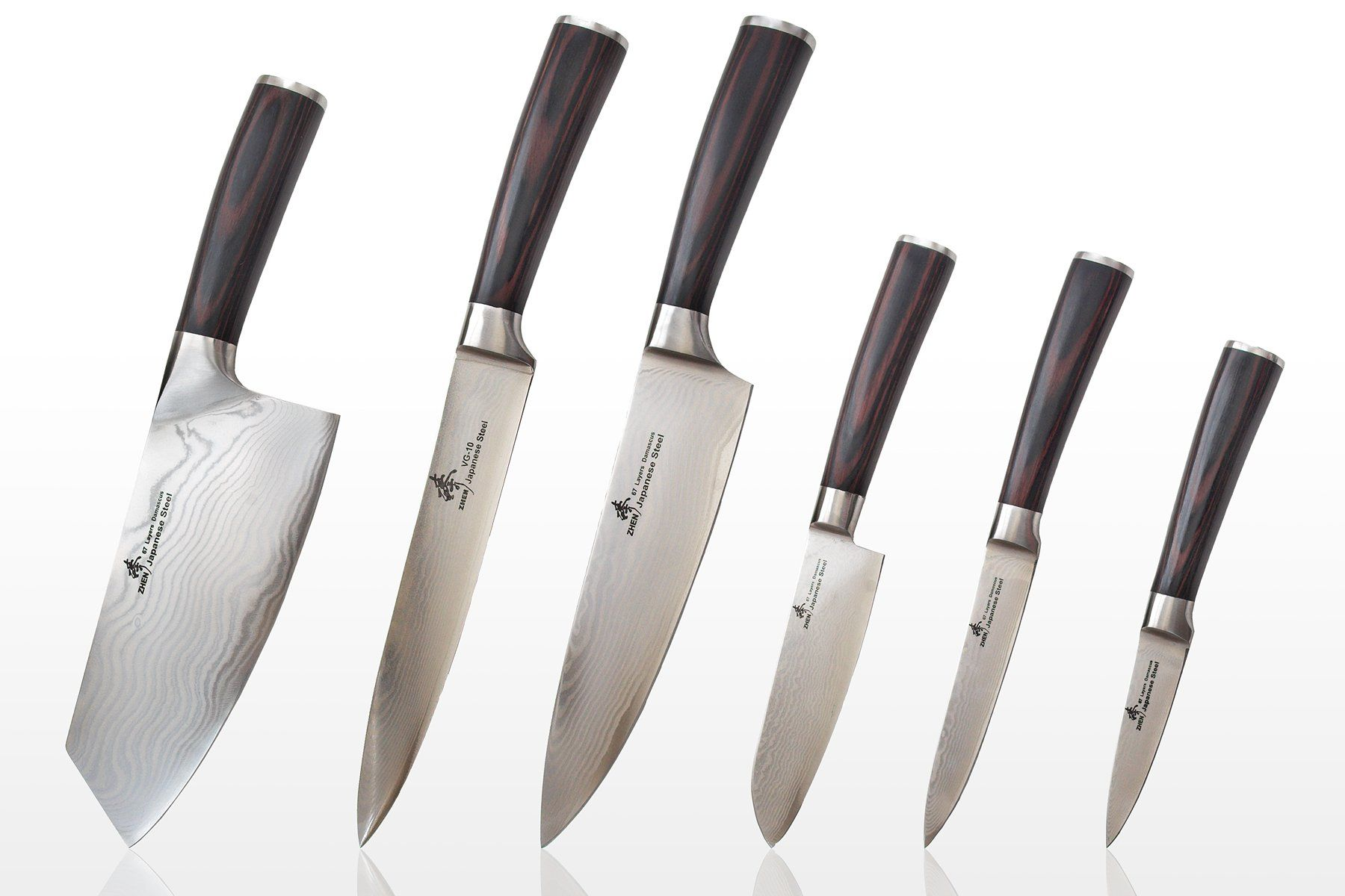 Best knife sets under 200 top 3 selected by on the gas on the gas