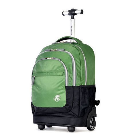 19 Inch Rolling Backpack